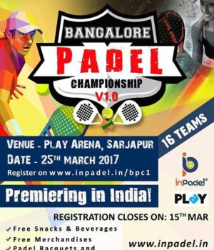 Padel India PadelCentrum