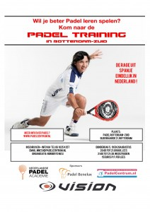 Padel Training in Rotterdam