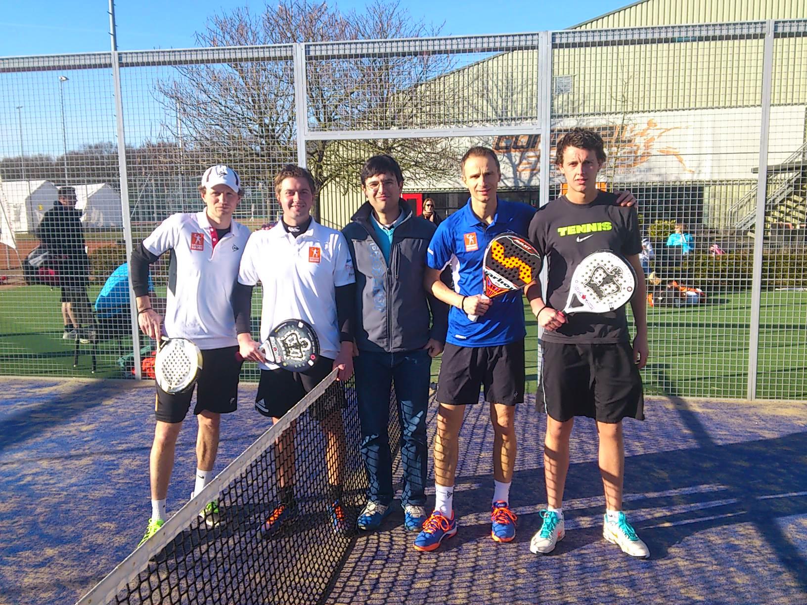 Bogaart-Meijer and Eijk-Schuurman Champions at Huizen Padel Open