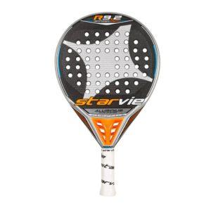 Padel Racket - Star Vie R9.2 DRS Carbon Aluminium Soft