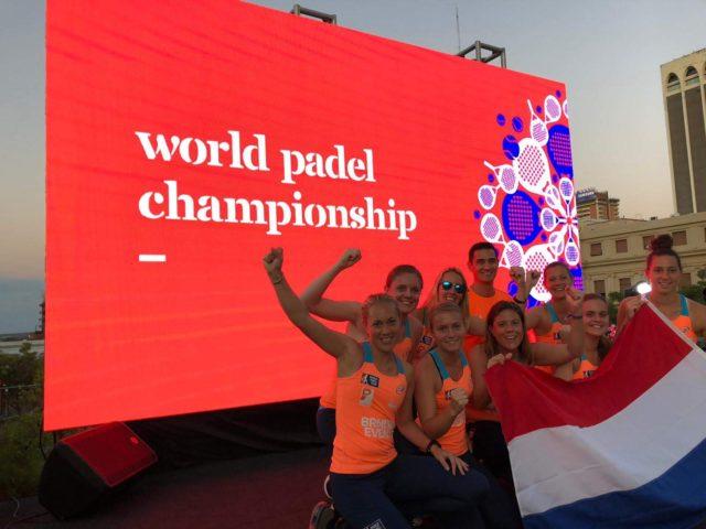 World Padel Championship 2018