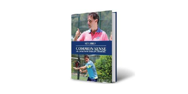 Common Sense Padel Book Boek