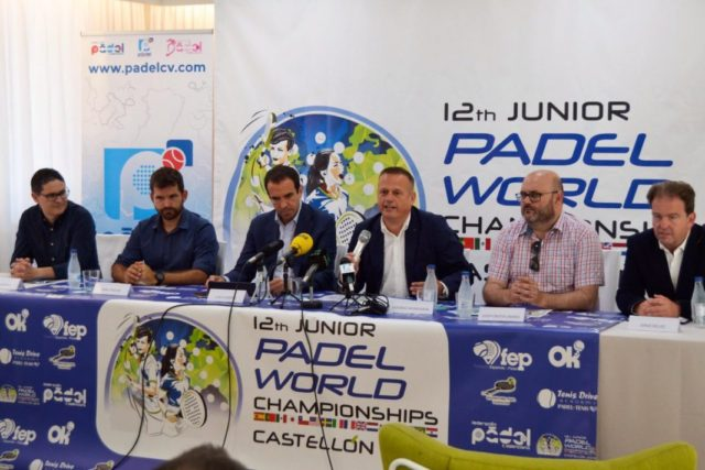 Presentation Junior World Padel Championships 2019