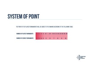 FIP System of Points