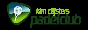 Kim Clijsters Padelclub logo