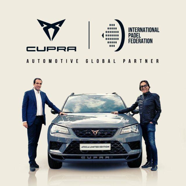 CUPRA-FIP-sponsorship